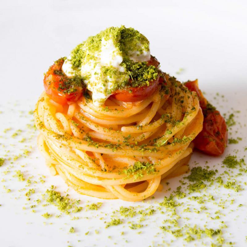 Tutti vogliono gli spaghetti di Umami bistrot